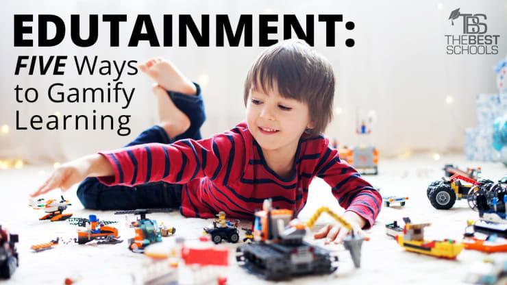 Edutainment: 5 Ways to Combine Education & Entertainment